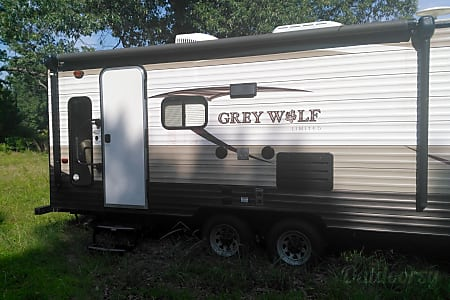 2015 Forest River Cherokee Grey Wolf  Paris, TX