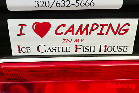 2015 Ice Castle Fish House - Mille Lacs Hybrid  Mounds View, MN