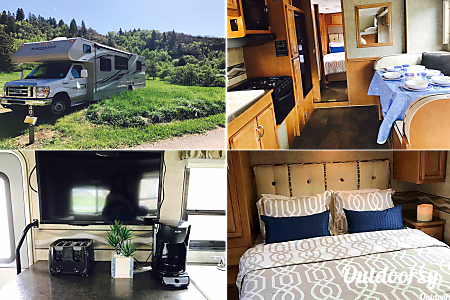 0GORGEOUS 2016, FULLY-EQUIPPED, 31' WINNEBAGO. READY-TO-GO FOR YOUR COLORADO VACATION!  Broomfield, CO