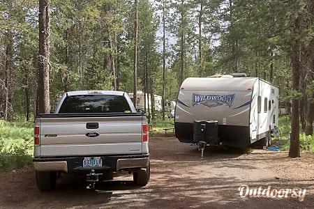 2017 Forest River Wildwood X-Lite  Redmond, OR