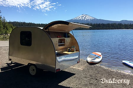 02017 Custom Teardrop Camper  Bend, OR