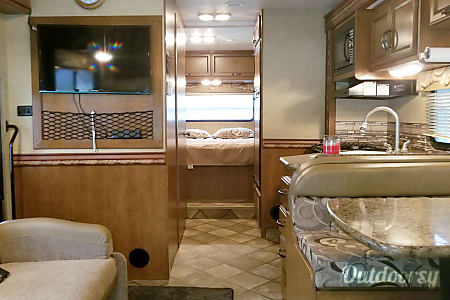 2014 Thor Motor Coach Four Winds 28z  Boise, ID
