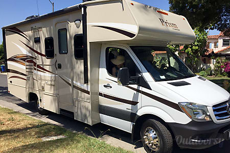 02017 Coachmen Prism  Los Angeles, CA