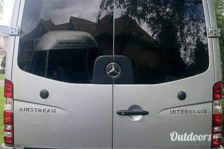 2014 Mercedes Benz 8 Passenger Airstream Interstate  Inver Grove Heights, Minnesota