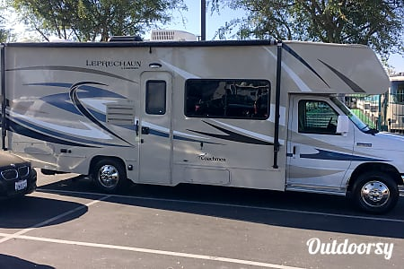 02015 Coachmen Leprechaun  Livermore, California