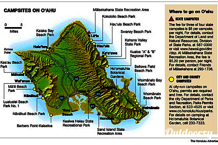 Oahu Adventure Van  Laie, HI