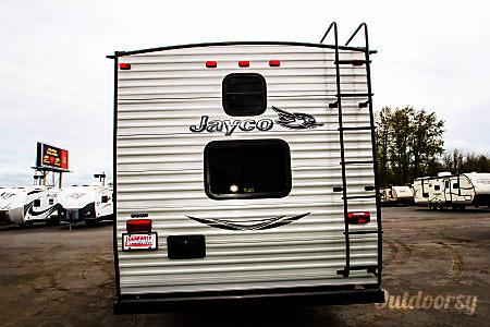 JAYCO JAYFLIGHT SLX 23MBH  Junction City, OR