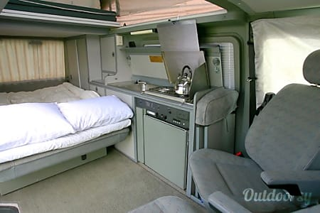 1997 Volkswagen Eurovan Camper  Austin, Texas