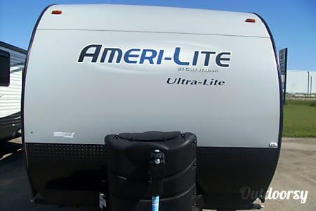 0Gulf Stream Ameri-Lite 268BH  Nevada, IA