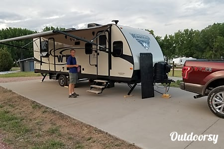 Take the great American road trip in a new 2017 Winnebago!  Colorado Springs, Colorado