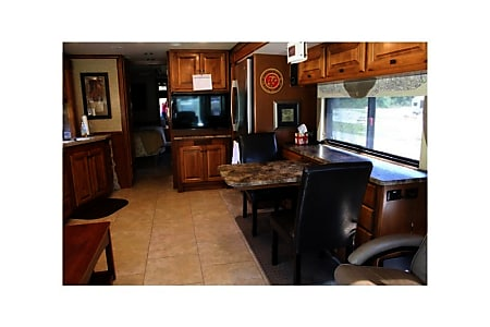 2014 Tiffin Motorhomes Allegro Red  Farmersville, Texas