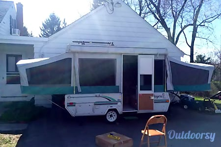 01995 Jayco Jay Feather  Ithaca, New York