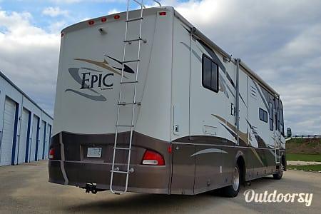 2007 Coachmen Epic  Champaign, Illinois