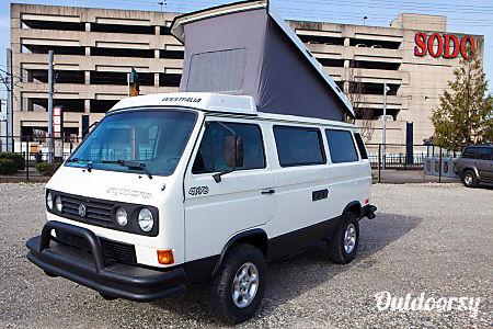 Peace Vans #17: Quilcene 1990 Volkswagen Westfalia  Seattle, WA