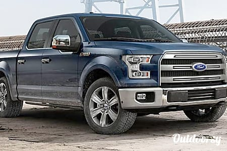 02016 Ford F150  San Francisco, California