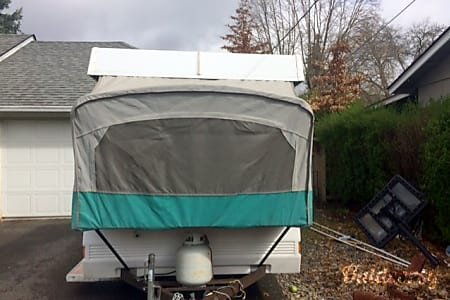 1992 Coleman Sedona  Grants Pass, OR