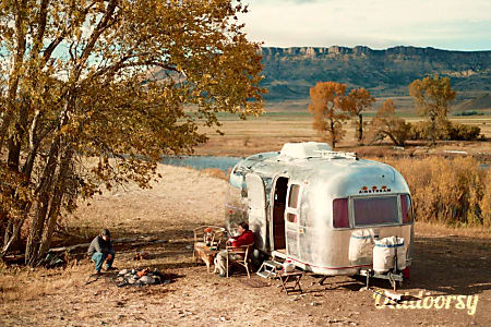 1965 Airstream Globetrotter  Burbank, California