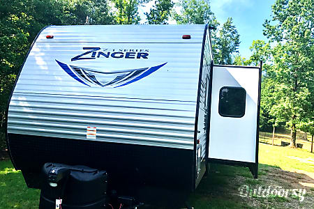 Get Outta' Town Family Camper/RV Rental  Monroe, Georgia
