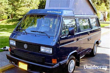 01990 Volkswagen Westfalia  Los Angeles, California