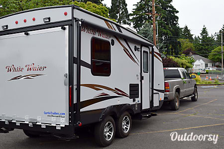 2016 Riverside Rv Whitewater  Portland, Oregon