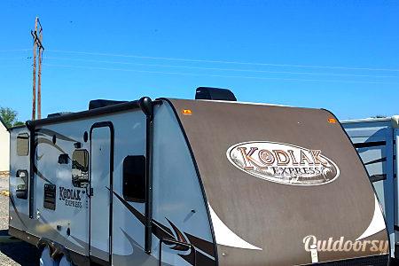 02014 Dutchmen Kodiak  Aledo, Texas