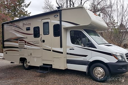 2016 Mercedes Coachmen Prism  Grand Junction, CO