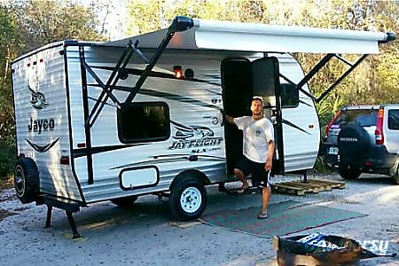 02016 Jayco Jay Feather Ultra Lite  Deltona, FL