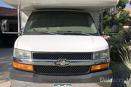 The Colorado Cutie: A 2003 Chevrolet Conquest: Gulf Stream  Golden, Colorado