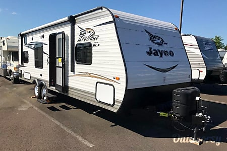 02017 Jayco Jay Flight SLX 264BHW  Camas, Washington