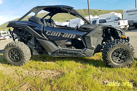 02017 Can-Am Maverick X3 X ds Turbo R 2-Seater  Draper, UT