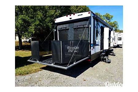 2018 Forest River Vengeance Toy Hauler  Jacksonville, Florida