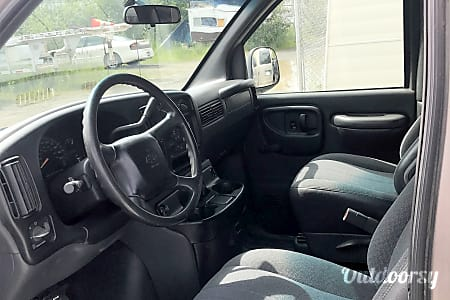 2001 Chevrolet Express 3500  Anchorage, AK