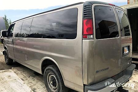 2001 Chevrolet Express 3500  Anchorage, AK
