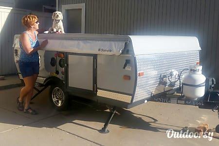 The Door County Camper~ 2012 Palomino Traverse- Glacier Bay  Fish Creek, Wisconsin