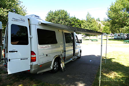 2007 Pleasure Way Plateau TS  Cashmere, WA