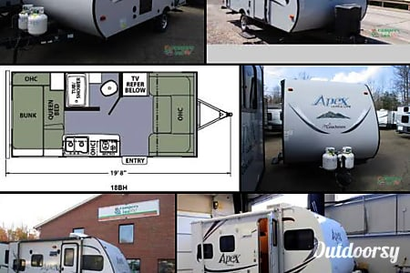 2015 Coachman Apex  Stafford, Virginia