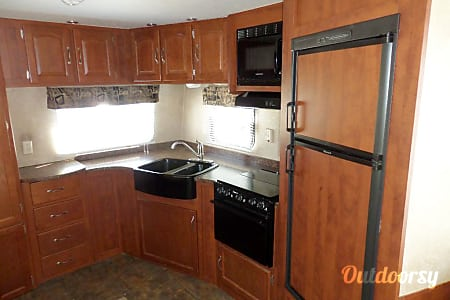 2012 Riverside Rv 32fks  Sunbury, OH