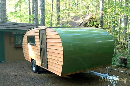 "Homegrown Trailers: ""Hummingbird""  Kirkland, WA"