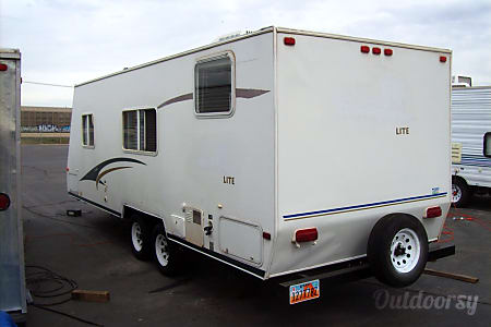 02002 Aerolite Travel Trailer  Salt Lake City, Utah
