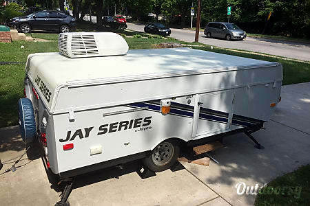 2010 Jayco Jay Series 1007 with AC  Baltimore, Maryland