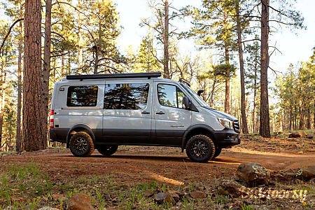 2014 Mercedes-Benz Sprinter  Jackson, WY