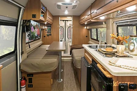TINY HOUSE ON WHEELS - 2018 Winnebago Travato  Littleton, Colorado