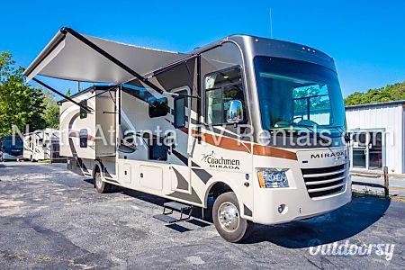 02018 Coachmen Mirada  Acworth, Georgia