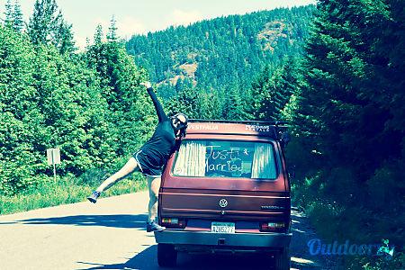 Peace Vans #4: Ohanapecosh - 1987 Volkswagen Vanagon Full Camper  Seattle, WA