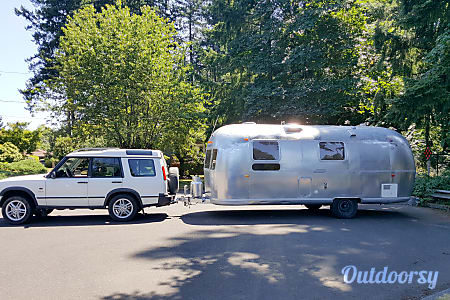 1970 Airstream Safari  Vancouver, Washington