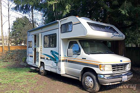 1995 Fleetwood Jamboree  Everett, Washington