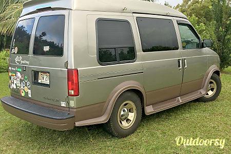 2001 Chevrolet Astro Conversion van  Kahului, HI
