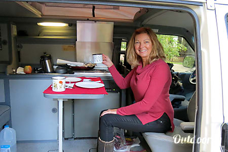 Peace Vans Rentals #16: Walla Walla Eurovan Full Camper  Seattle, WA