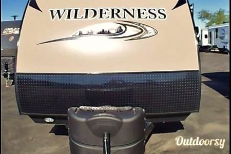 2015 Heartland Wilderness  Henderson, Nevada
