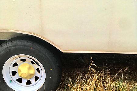2007 Trail Sport 27QBSS  Rozet, Wyoming